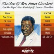Best Of Rev James Cleveland