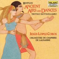 Ancient Airs & Dances For Lute: Lopez-cobos / Lausanne Co