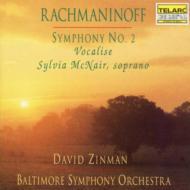 Sym, 2, : Zinman / Baltimore So +vocalise: Mcnair(S)