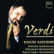 Opera Arias: Kaludow(T)