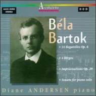 Piano Works: Diane Andersen