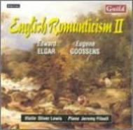 Works For Violin & Piano: Lewis / Filsell