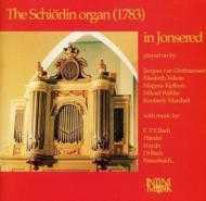 The Schiorlin Organ In Jonsered: Oortmerssen Kjellson Wahlin Etc