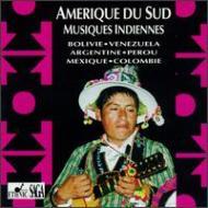Amerique Du Sud Musiques Indiennes