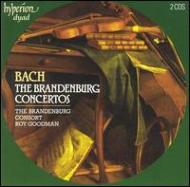 バッハ:ブランデンブルク協奏曲「全曲」 グッドマン/ブランデンブルク・コンソート