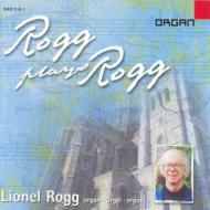Lionel Rogg(Org)Rogg Plays Rogg