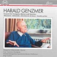 Concerto For Trumpet, Piano & Strings: Hohenrieder(P)touvron(Tp)faerber /