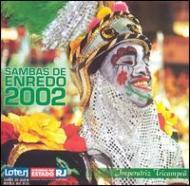 Sambas De Enredo 2002