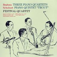 フェスティヴァルQのブラームス:ピアノ四重奏曲第1番<PA-276>