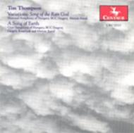 Song Of The Rain God: Antal / National Symphony Of Hungary