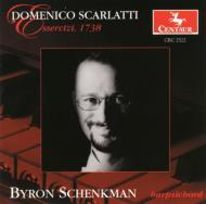 Harpsichord Sonatas: Schenkman(Cemb)