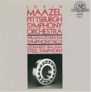 Sym.7: Maazel / Pittsburgh.so +steel Symphony