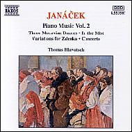 ピアノ作品集Vol.2/霧の中で/コンチェルティーノ ラヴァッチ