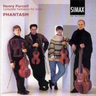Comp.fnatasies For Viole Ensemble: Phantasm