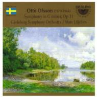 Symphony For Large Orchestra: Liljefors / Gavleborg.so