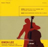 (Contrabass)cello Suites.3, 5 / Sonata.2: Owen Lee(Cb)