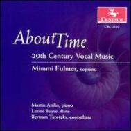 About Time -20th Century Vocalmusic: Fulmer(S)amilin(P)