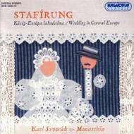 Stafirung-wedding Songs In Central & Eastern Europa: Szvorak(Vo)etc