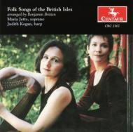 (Britten)folk Songs Of The British Isle: Jette(S)kogan(Hp)