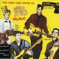 Wild Wild World Of Mondo Movies Music