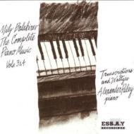 Comp.piano Works Vol.3, 4: Paley