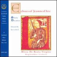 Echoes Of Jeanne D'arc