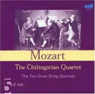 String Quartet, 14, 15, 16, 17, 18, 19, 20, 21, 22, 23, : Chilingirian Q