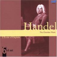 Sonatas For Flute, Violin, Recorder, Trio Sonatas: L'ecole D'orphee