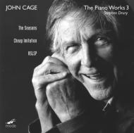 Piano Works Vol.3: Drury Cheap Imitation