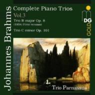 Piano Trios.1(1854), 3: Trio Parnassus