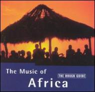 Rough Guide To Music Of Africa