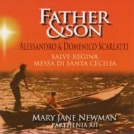 Salve Regina / Messa Di Santa Cecilia: Musica Antiqua New York