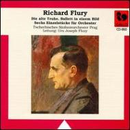 Orch.works: U.flury / Czech.so