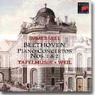 Piano Concertos.1, 2: Immerseel, Weil / Tafelmusik