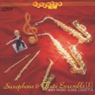 Saxophone, Flute Ensemble