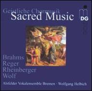 Sacred Choral Music Helbich / Alsfeld Vocal Ensemble