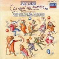 Le Carnaval Des Animaux: Dutoit / London Sinfonietta