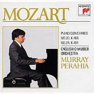 Piano Concerto, 20, 24, : Perahia(P)/ Eco