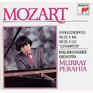 Piano Concertos.23, 26: Perahia / Eco