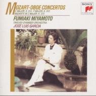 Oboe Concertos: 宮本文昭(Ob)j.l.garcia / Eco
