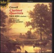 Clarinet Quartet.1-3: T.king(Cl), Allegri.q