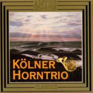 Kolner Horntrio-brahms, Koechlin, , Etc