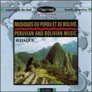 Musiques Du Perou & De Bolivie