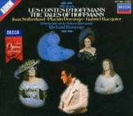Les Contes D'hoffmann: Bonynge / Sro Sutherland Domingo Bacquier