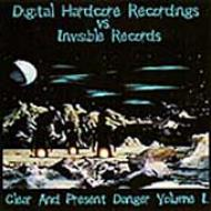 Digital Hardcore Recordings Vsinvisible Records -Clear And Present
