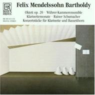 Octett, Clarinet Sonata, Etc: Wuhrer-kammerensemble R.schumacher(Cl)