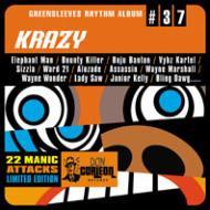 Krazy -Greensleeves Rhythm Album #37