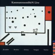 Kammerensemble N Live