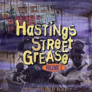 Hastings Street Grease Vol.2 -detroit Blues Is Alive