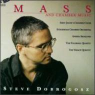 Mass, Etc: G.graden / Stockholm Co St.jacob's Chamber Cho Etc